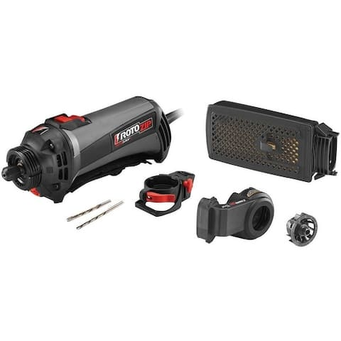 RotoZip SS560VSC-31 RotoSaw Plus With Dust Vault, 120 Volt, 6 Amp