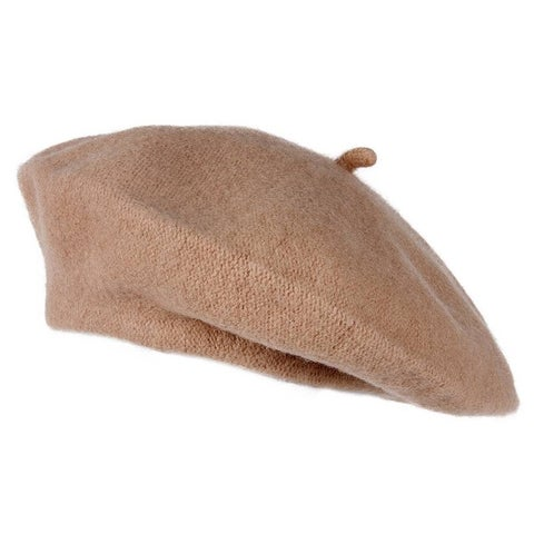 Chic 100% Wool French Beret