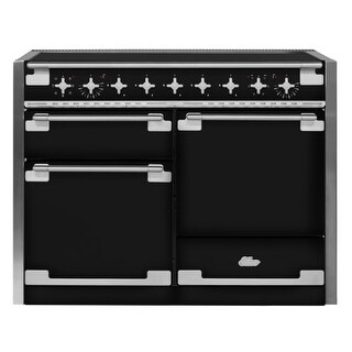 AGA AEL48IN Elise Series 48 Inch Wide 6 Cu. Ft. Slide In Electric Range with Gli