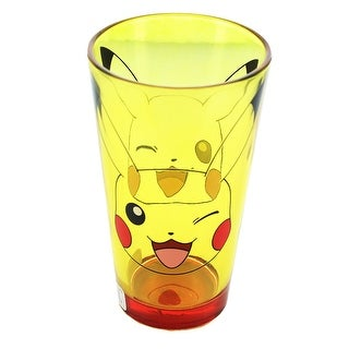 Pokemon Pikachu Pint Glass - Multi