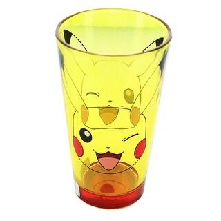 Pokemon Pikachu Pint Glass - Multi