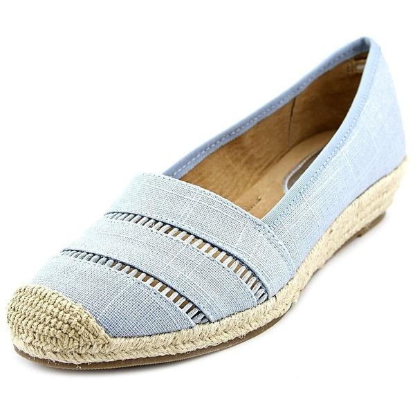 Alfani Womens Urbina Cotton Boat Shoes