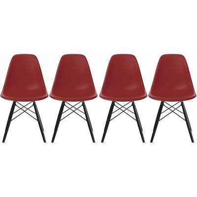 Plastic Kitchen Dining Room Chairs