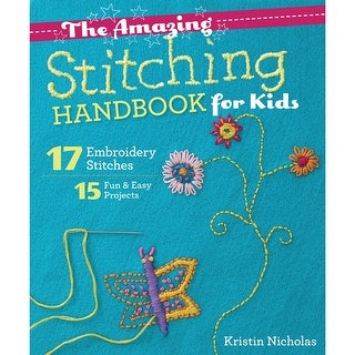 FunStitch Studio-Stitching Handbook For Kids