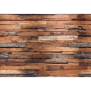 Brewster DM150 Reclaimed Wood Wall Mural