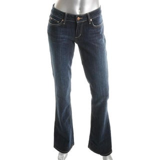 Joe's Womens Sand Wash Low-Rise Bootcut Jeans - 31