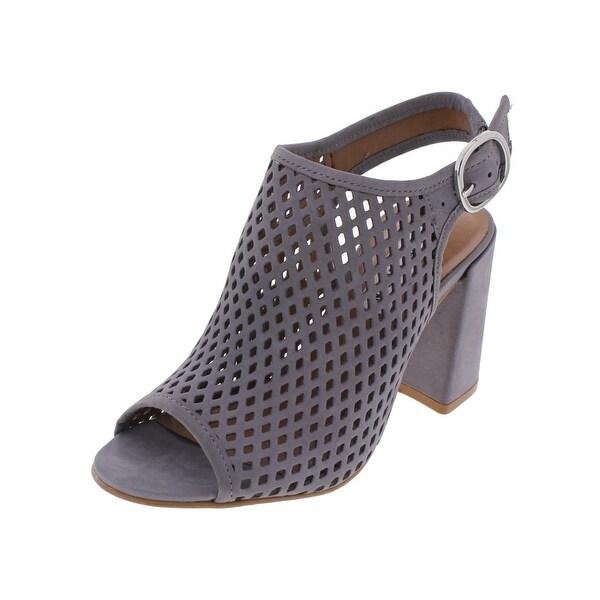 Steve Madden Womens Spark Dress Sandals Open Toe Slingback