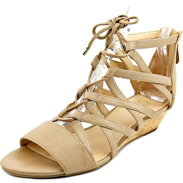 Franco Sarto Brixie Women Taupe Sandals