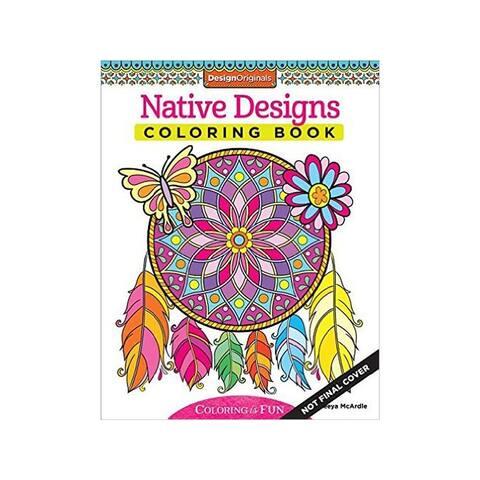 Do5532 design originals free spirit coloring bk