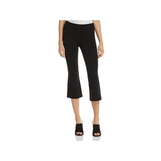 Bailey 44 Womens Picadillo Cropped Pants Stretch Flare