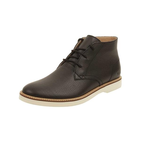 8987888eb Shop Lacoste Men s Sherbrooke Hi 118 1 Chukka Boot - Free Shipping ...