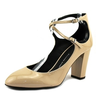 Giuseppe Zanotti Bebe 85 SC   Pointed Toe Synthetic  Mary Janes