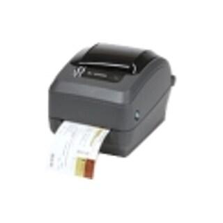 Zebra GX430t Direct Thermal/Thermal Transfer Printer - Monochrome (Refurbished)