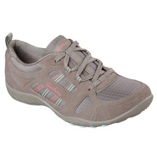 Skechers 22544 TPE Women's BREATHE EASY - GOOD LUCK Oxford