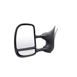 Pilot Automotive FD9119410 Ford Excursion Black Manual Replacement Side Mirror