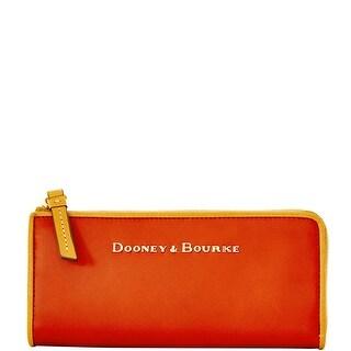 Dooney & Bourke City Zip Clutch Wallet (Introduced by Dooney & Bourke at $158 in Sep 2015)