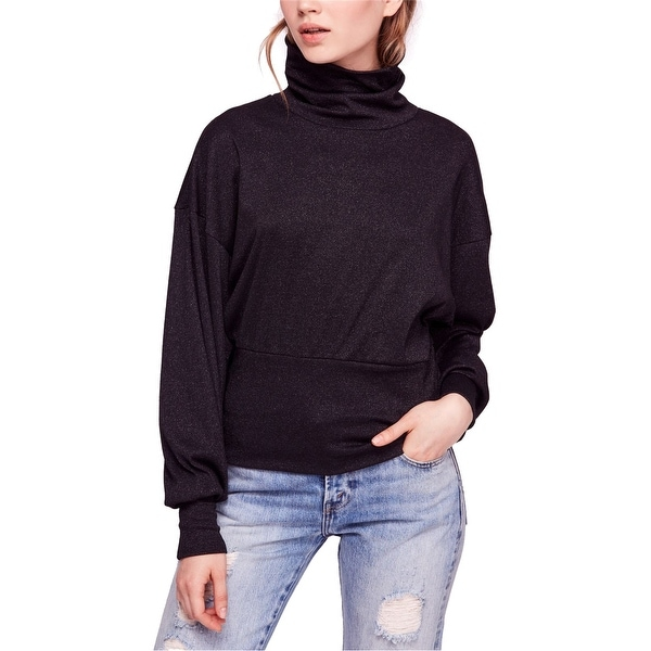 Free People Womens Glam Pullover Sweater. Opens flyout.