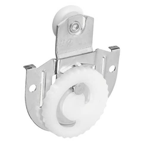 Stanley 403192 Zinc plated By-Pass Hang Door Hangers, 1/8 Offset
