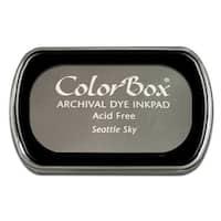 ColorBox Archival Dye Ink Pad Full Sz Seattle Sky