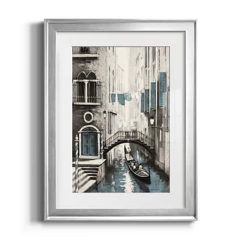 Venice I Premium Framed Print - Ready to Hang