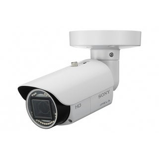 Sony SNC-EB632R Outdoor IR Bullet 1080p/30 fps Camera Powered by IPELA ENGINE