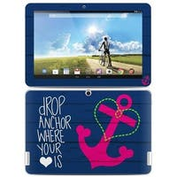 DecalGirl AI10-DANCHOR Acer Iconia Tab 10 Skin - Drop Anchor