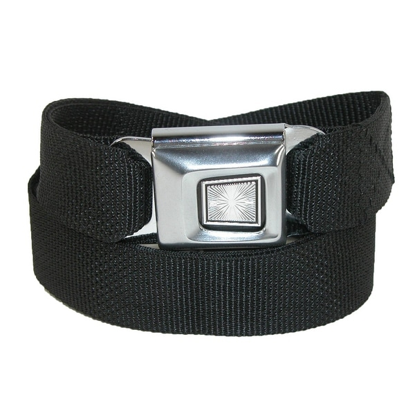 Buckle Down Plain Seatbelt Buckle Adjustable Belt