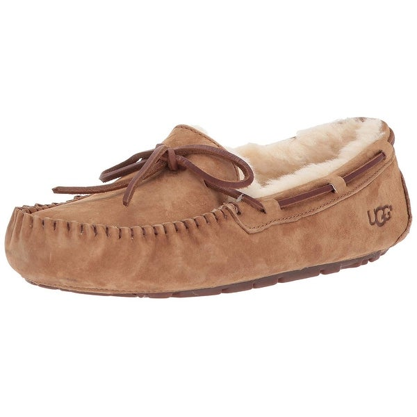 0b4471a7831 Shop Ugg Womens Dakota Closed Toe Slip On Slippers - Free Shipping ...
