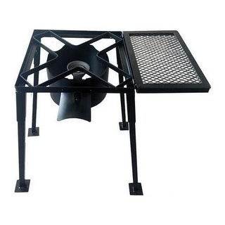 Stove with Mesh Shelf Grills & Stoves
