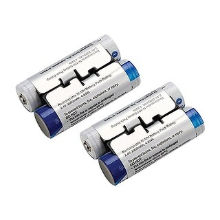 Garmin Rechargeable NiMH Battery (2-Pack) Replacement Battery