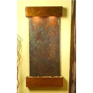Adagio CSS1004 Cascade Springs - Rajah Natural Slate Wall Fountain