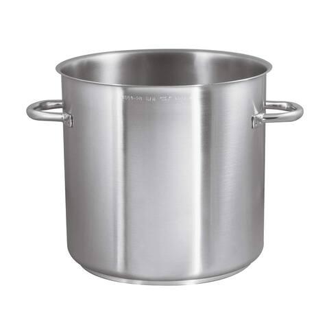 Paderno Stainless Steel 18 Quart Stock Pot