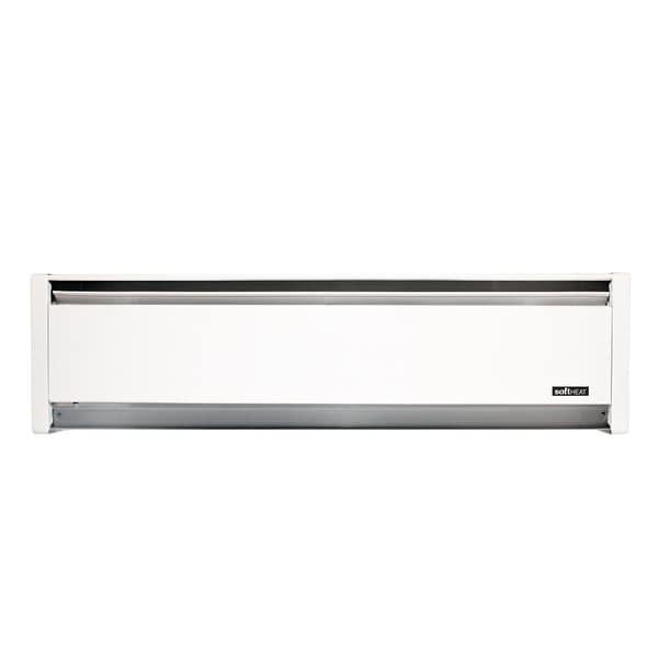Cadet EBHN1250 SoftHeat 4265 BTU Electric Baseboard Heater - White