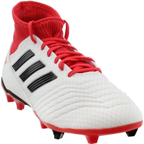 adidas Predator 18.3 Firm Ground Mens Soccer Cleats Cleats -