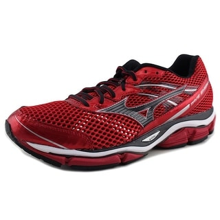 Mizuno Wave Enigma 5 Men  Round Toe Synthetic Red Running Shoe