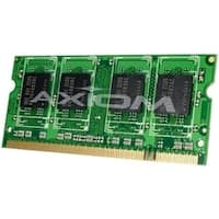 """""""Axion PA3669U-1M2G-AX Axiom 2GB DDR2 SDRAM Memory Module - 2GB - 800MHz DDR2-800/PC2-6400 - DDR2 SDRAM - 200-pin SoDIMM"""""""
