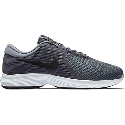 Running Shoe Wide 4E Dark Grey
