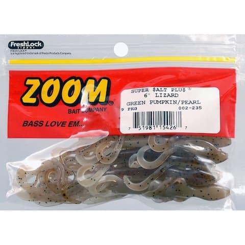 Zoom 002-235 spr slt lizard 9pk grn pumkn/p