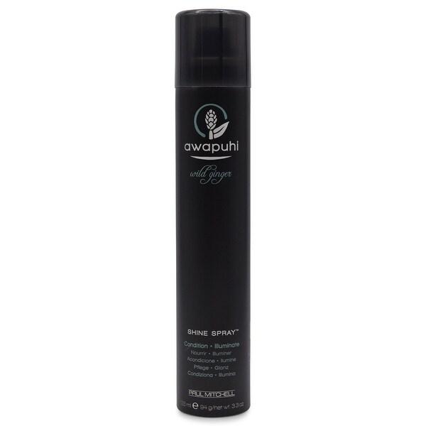 Paul Mitchell Awapuhi Wild Ginger Shine Spray 3.3 Oz