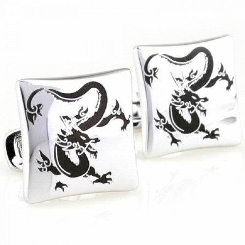 Dragon Asian Cufflinks