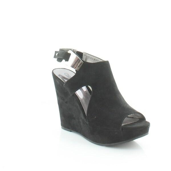 Carlos Malor Women's Heels Black
