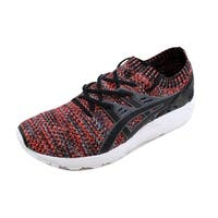Asics Men's Gel Kayano Trainer Knit Carbon/Black nan HN7M4 9790