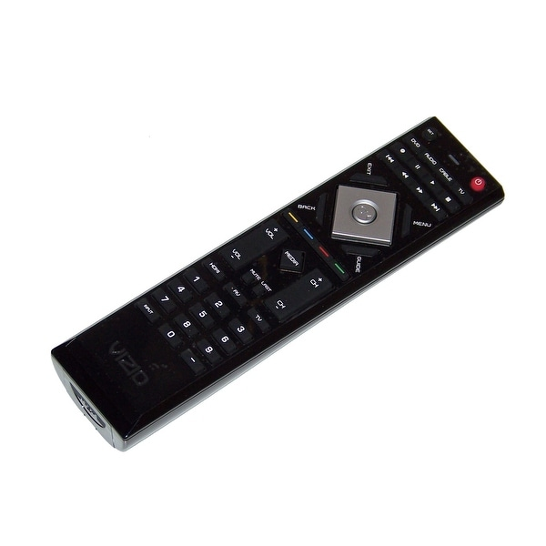 OEM Vizio Remote Control Originally Supplied With: E421VO, E470VL, E470VLE, E550VL, E551VL, MT8678