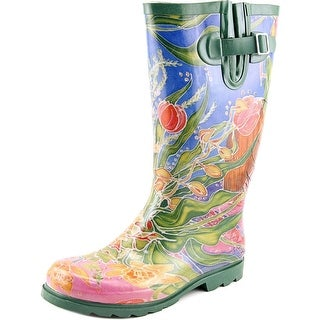 Nomad puddles III Round Toe Synthetic Rain Boot