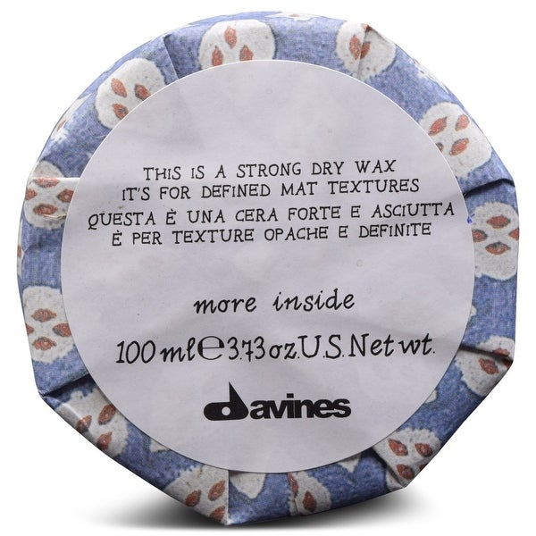 Davines This Is A Strong Dry Wax 3.73 Oz