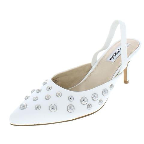635d522ca75 Buy White Women's Heels Online at Overstock   Our Best Women's Shoes ...