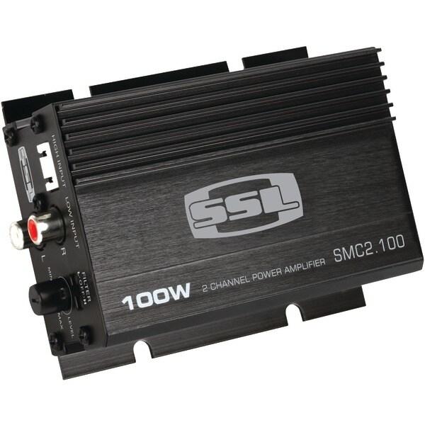Soundstorm Smc2.100 Mini 100-Watt 2-Channel Class Ab Amp