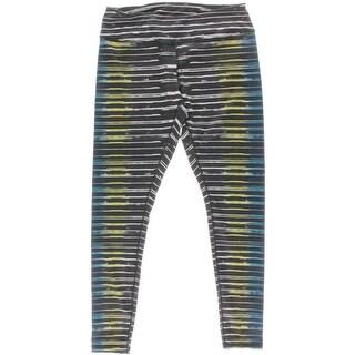 Zella Womens Printed Slim Fit Yoga Legging - L