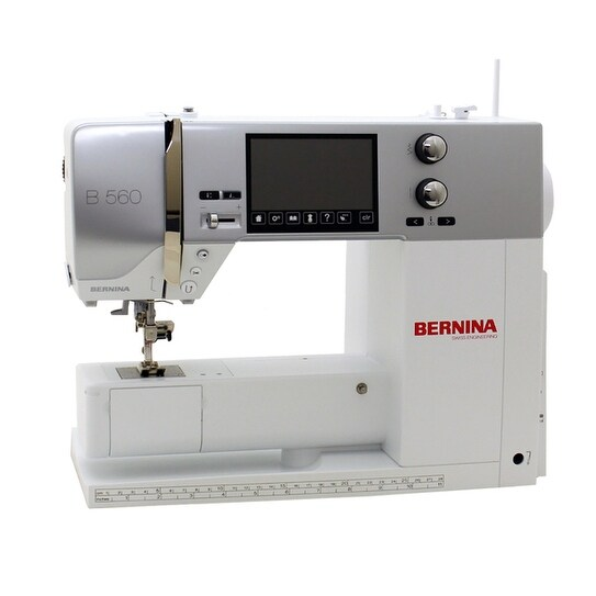 Shop Bernina B40 Computerized Sewing Machine Free Shipping Today New Bernina 560 Sewing Machine Price
