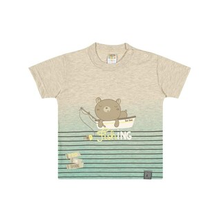Baby Boy Graphic Tee Casual T-Shirt Pulla Bulla Sizes 3-12 Months (3 options available)